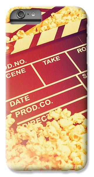 Scene From An American Movie IPhone 6 Plus Case