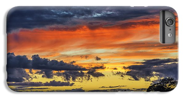 IPhone 6 Plus Case featuring the photograph Scottish Sunset by Jeremy Lavender Photography