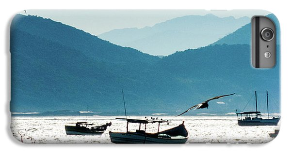 Sea And Freedom IPhone 6 Plus Case by Martin Lopreiato