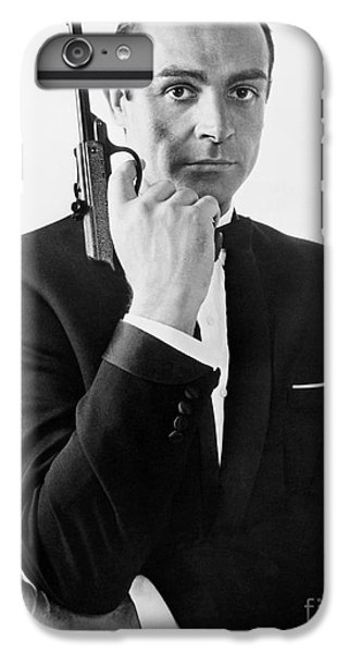 Sean Connery (1930-) IPhone 6 Plus Case by Granger