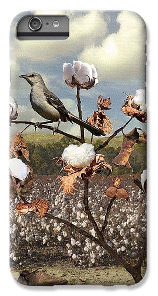 Mockingbird iPhone 6 Plus Case - Secret Of The Mockingbird by Spadecaller