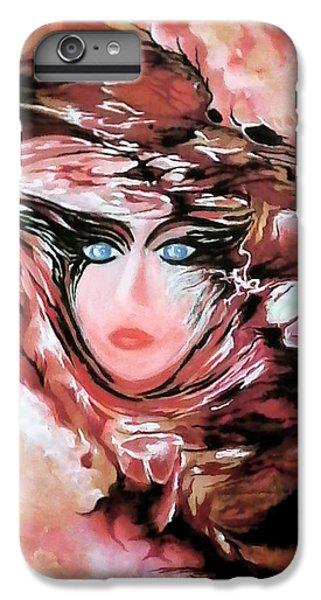 iPhone 6 Plus Case - Self And Model by Carmen Fine Art