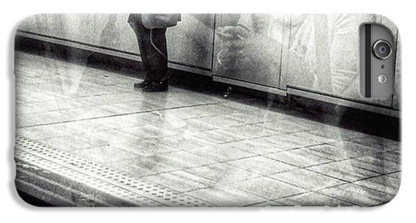 Señor #metro #underground #subway IPhone 6 Plus Case by Rafa Rivas
