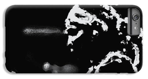 Venus Williams iPhone 6 Plus Case - Serena Williams 022 by Brian Reaves