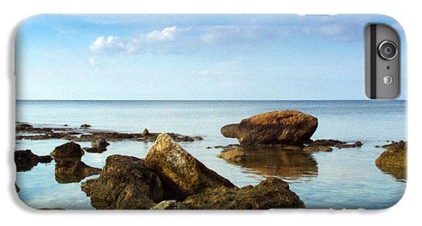 Water Ocean iPhone 6 Plus Case - Serene by Stelios Kleanthous