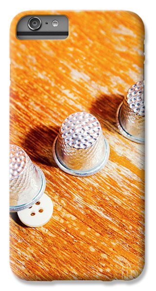 Magician iPhone 6 Plus Case - Sewing Tricks by Jorgo Photography - Wall Art Gallery