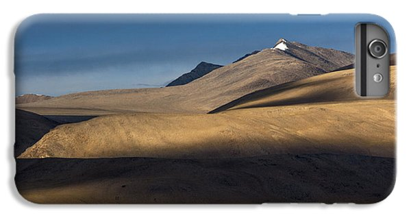 Shadows On Hills IPhone 6 Plus Case by Hitendra SINKAR