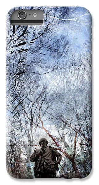 Shakespeare In The Park Collage IPhone 6 Plus Case