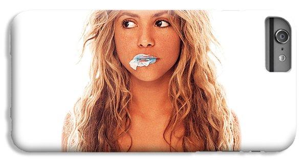Shakira iPhone 6 Plus Case - Shakira by Alice Kent