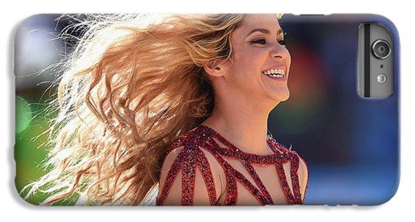 Shakira iPhone 6 Plus Case - Shakira Brazil by Mery Moon