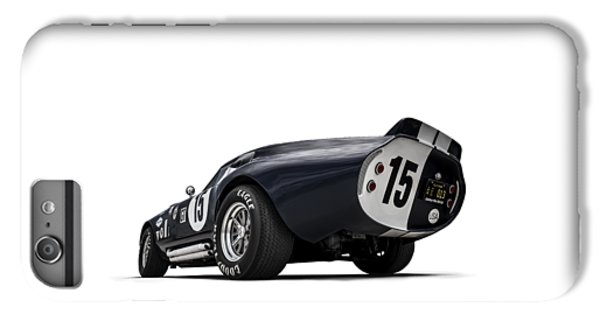 Cobra iPhone 6 Plus Case - Shelby Daytona by Douglas Pittman