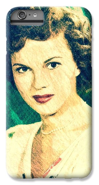 Shirley Temple By John Springfield IPhone 6 Plus Case by John Springfield