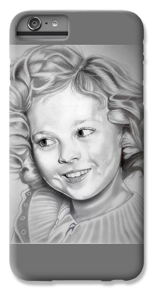 Shirley Temple IPhone 6 Plus Case
