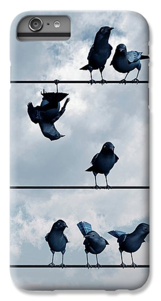 Animals iPhone 6 Plus Case - Show Off by Cynthia Decker