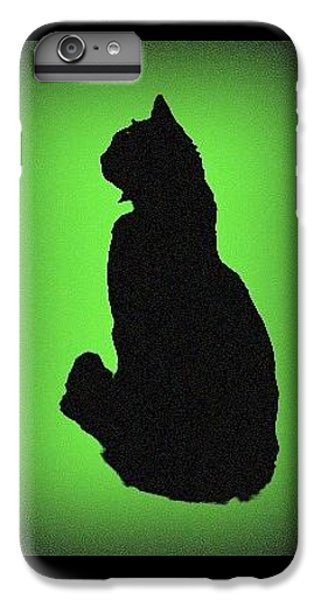 IPhone 6 Plus Case featuring the photograph Silhouette by Karen Shackles