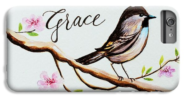 Garden iPhone 6 Plus Case - Sing Grace by Elizabeth Robinette Tyndall