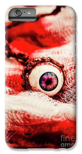 Visual iPhone 6 Plus Case - Sinister Sight by Jorgo Photography - Wall Art Gallery