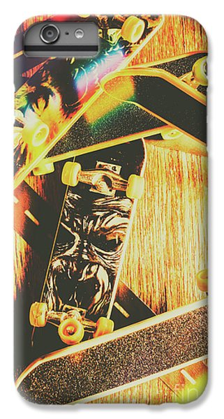 Skateboard iPhone 6 Plus Cases | Fine Art America
