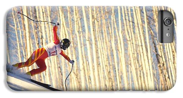 Skiing In Aspen, Colorado IPhone 6 Plus Case