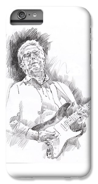 Slowhand IPhone 6 Plus Case by David Lloyd Glover