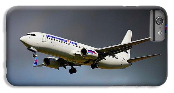 Berlin iPhone 6 Plus Case - Smartwings Boeing 737-900er by Smart Aviation