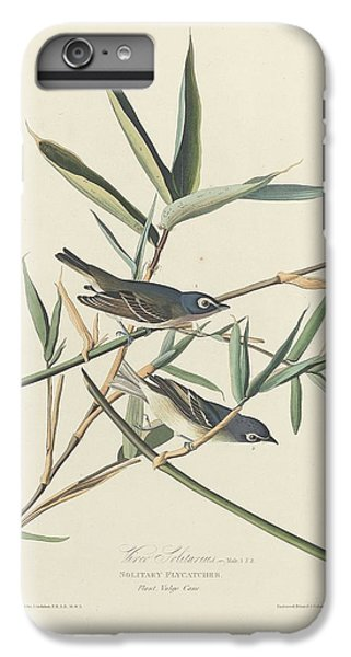 Flycatcher iPhone 6 Plus Case - Solitary Flycatcher by Dreyer Wildlife Print Collections
