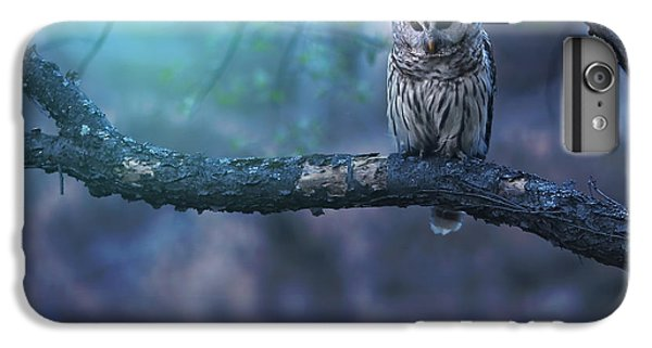 Solitude - Square IPhone 6 Plus Case by Rob Blair