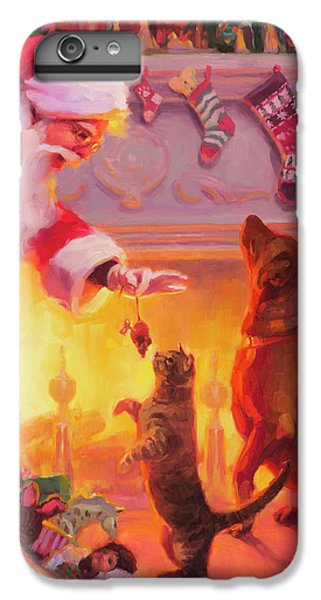 Mouse iPhone 6 Plus Case - Something For Everyone by Steve Henderson
