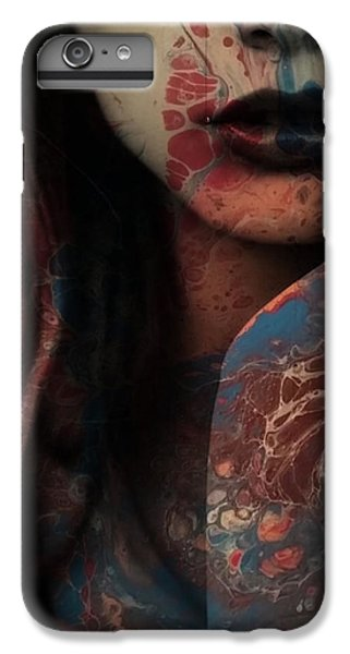 Elton John iPhone 6 Plus Case - Sorry Seems To Be The Hardest Word  by Paul Lovering