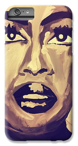 Soul Sister  IPhone 6 Plus Case by Miriam Moran