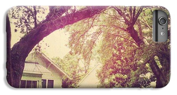 House iPhone 6 Plus Case - Southern Home #house  #coastalbeauty by Joan McCool