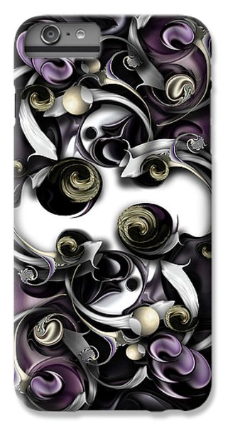 iPhone 6 Plus Case - Space Or Expression by Carmen Fine Art