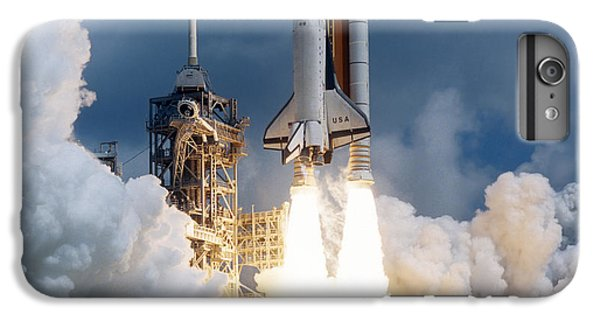 Space Shuttle Launching IPhone 6 Plus Case by Stocktrek Images