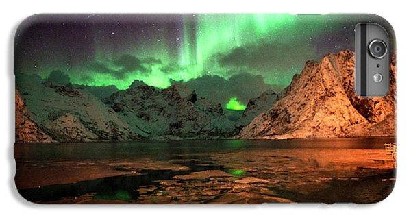 Spectacular Night In Lofoten 1 IPhone 6 Plus Case