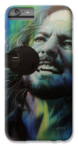 Spectrum Of Vedder IPhone 6 Plus Case