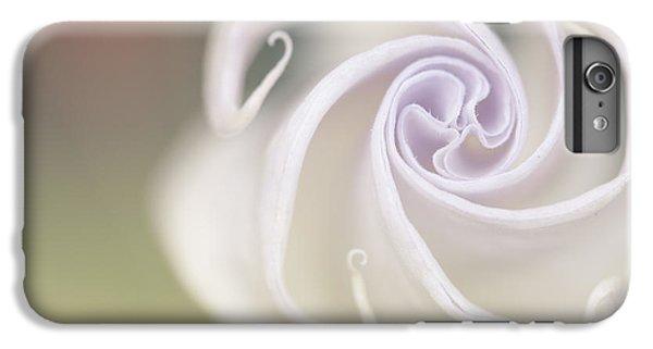 Trumpet iPhone 6 Plus Case - Spiral by Nailia Schwarz