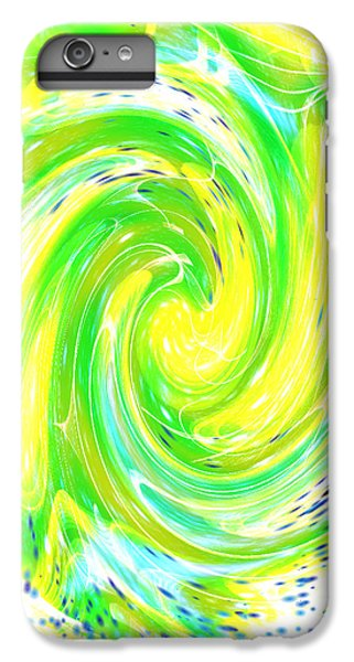 iPhone 6 Plus Case - Spirit Of Nature I I by Orphelia Aristal