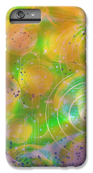 iPhone 6 Plus Case - Spirit Of Nature I I I by Orphelia Aristal