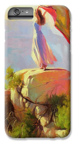 Grand Canyon iPhone 6 Plus Case - Spirit Of The Canyon by Steve Henderson