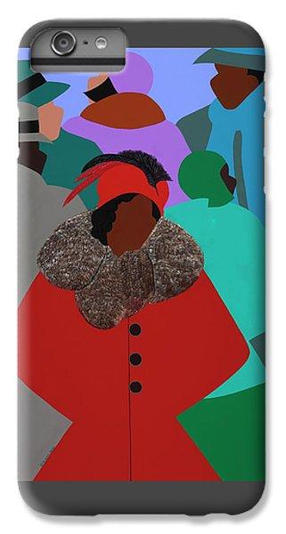 iPhone 6 Plus Case - Spirit Of Zora by Synthia SAINT JAMES