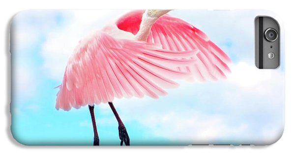 Spoonbill Launch IPhone 6 Plus Case by Mark Andrew Thomas