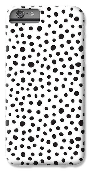 Beach iPhone 6 Plus Case - Spots by Rachel Follett