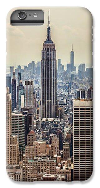 Sprawling Urban Jungle IPhone 6 Plus Case by Az Jackson