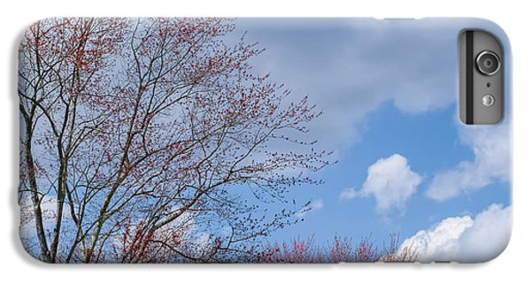 IPhone 6 Plus Case featuring the photograph Spring 2017 Square by Bill Wakeley