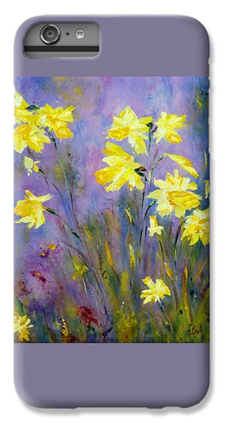 Spring Daffodils IPhone 6 Plus Case
