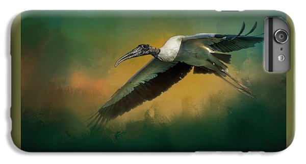 Stork iPhone 6 Plus Case - Spring Flight by Marvin Spates