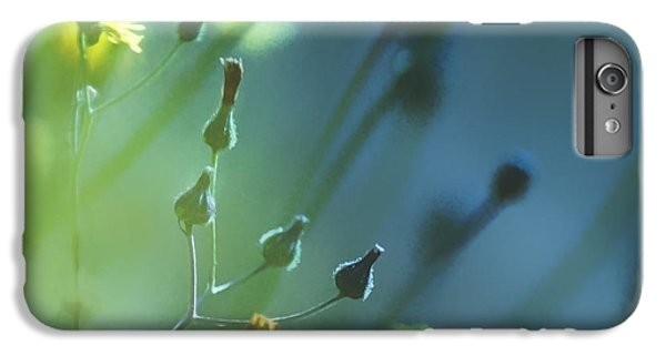 IPhone 6 Plus Case featuring the photograph Spring Grass by Yulia Kazansky