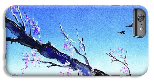 Spring In The Mountains IPhone 6 Plus Case