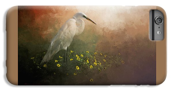 Egret iPhone 6 Plus Case - Spring Is Here by Marvin Spates