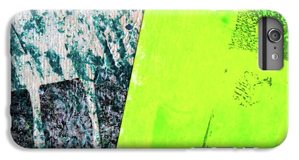 IPhone 6 Plus Case featuring the mixed media Square Collage No 1 by Nancy Merkle